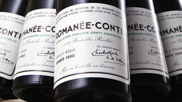 $28,112 - Romanee-Conti DRC 1990