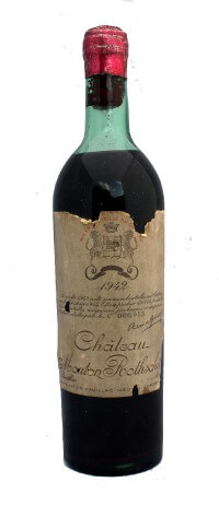 Chateau Mouton-Rothschild 1945 – $23,000
