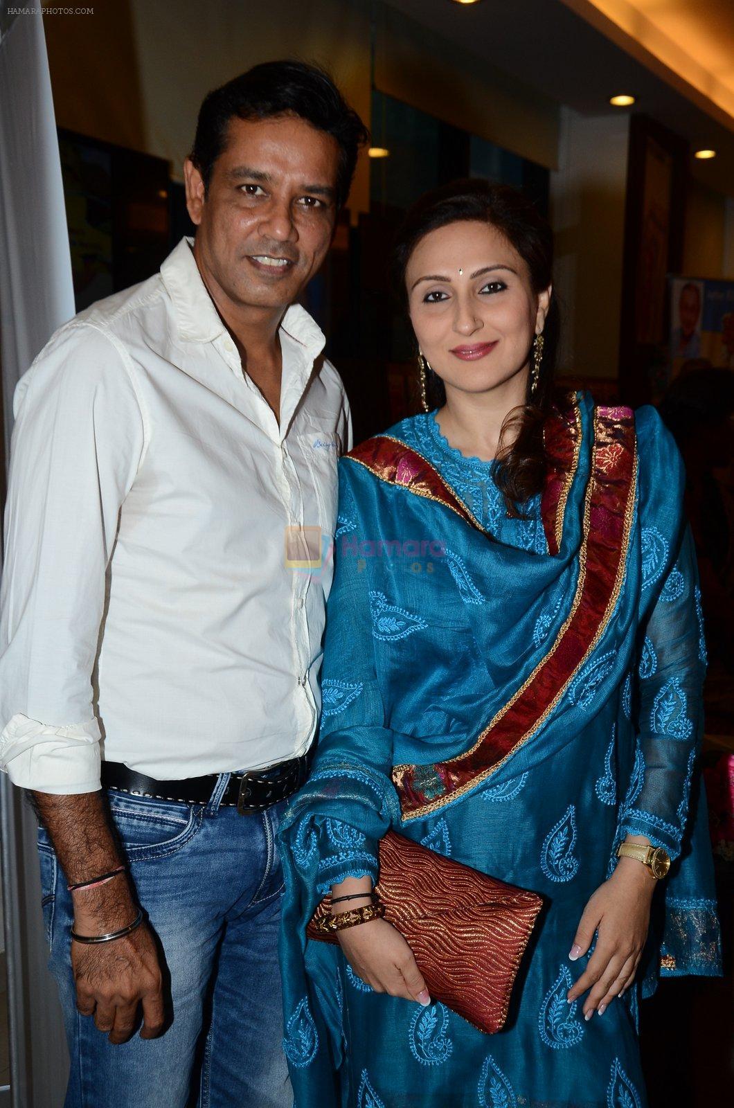 Anup Soni & Juhi Babbar