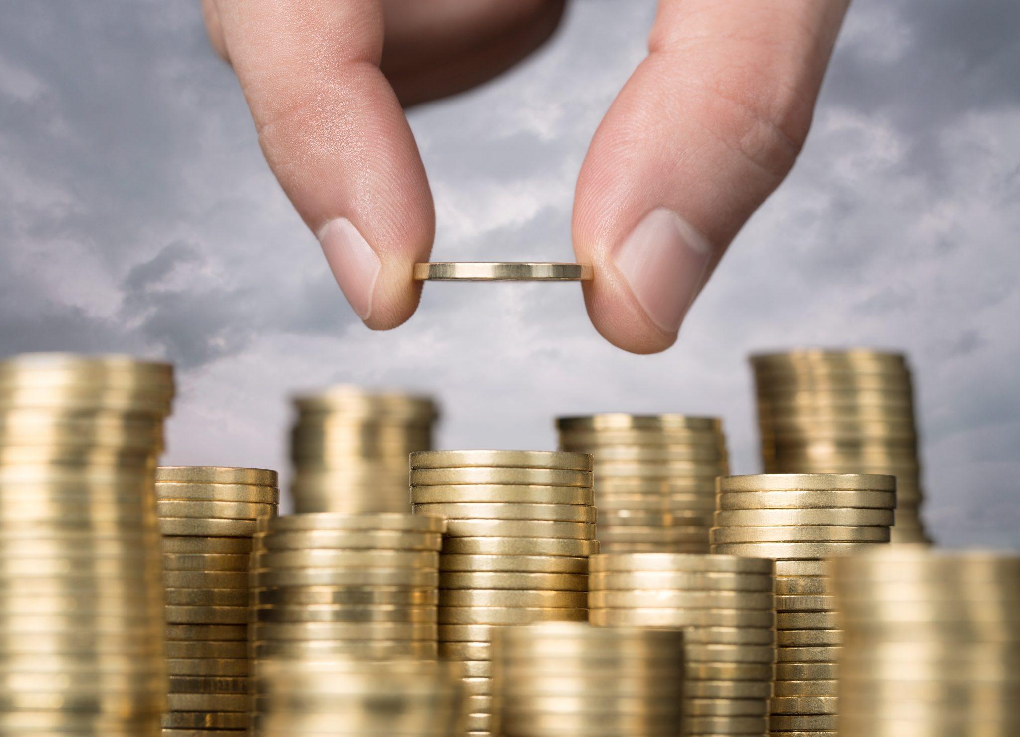 BORROWED MONEY TO INVEST