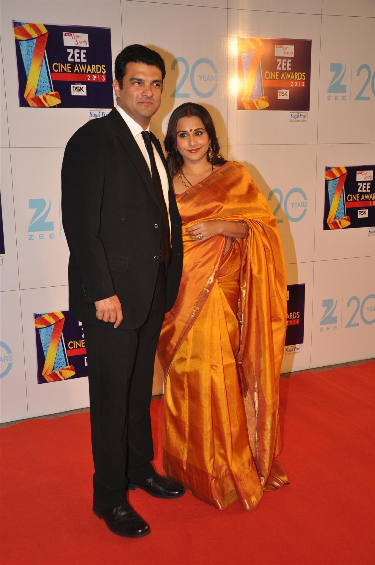 Siddharth Roy Kapur & Vidya Balan