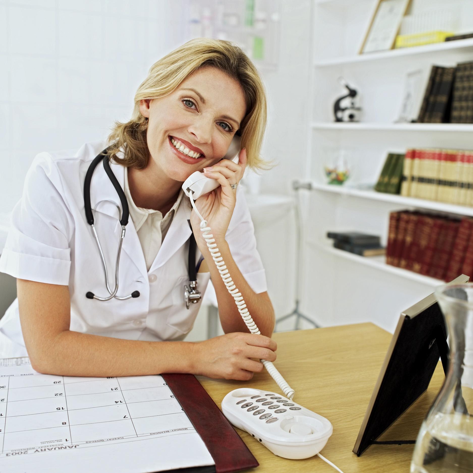 Telephone Nurse