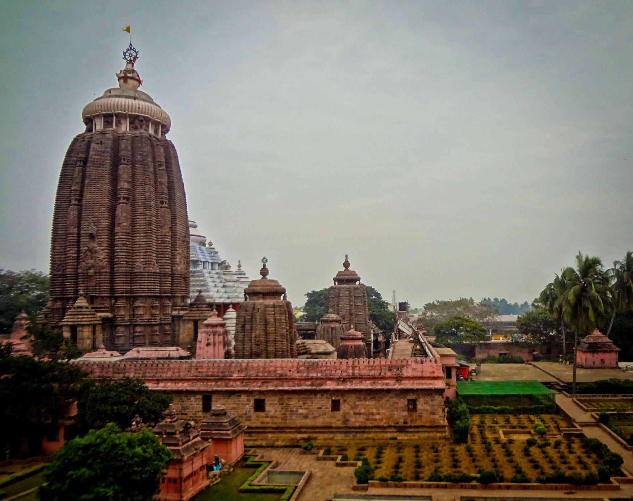 Jagganath temple, Puri