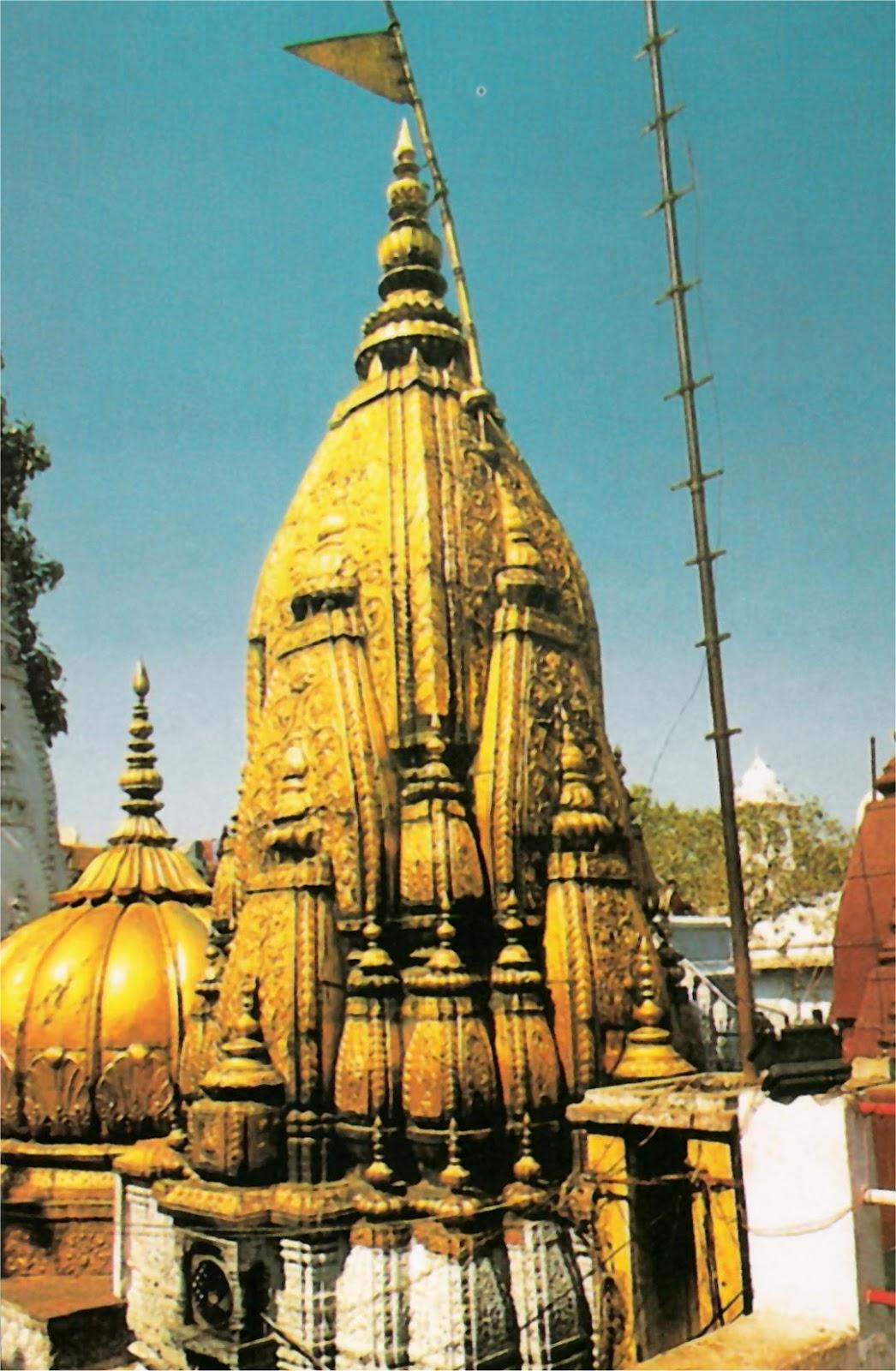 Kashi Vishwanatha temple, Varanasi