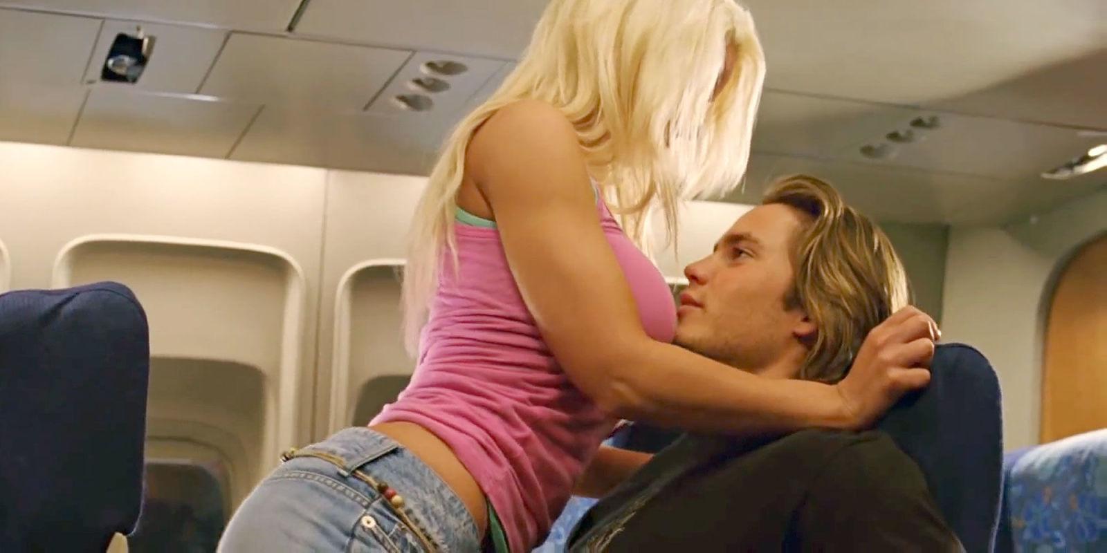 Sex In Aeroplane