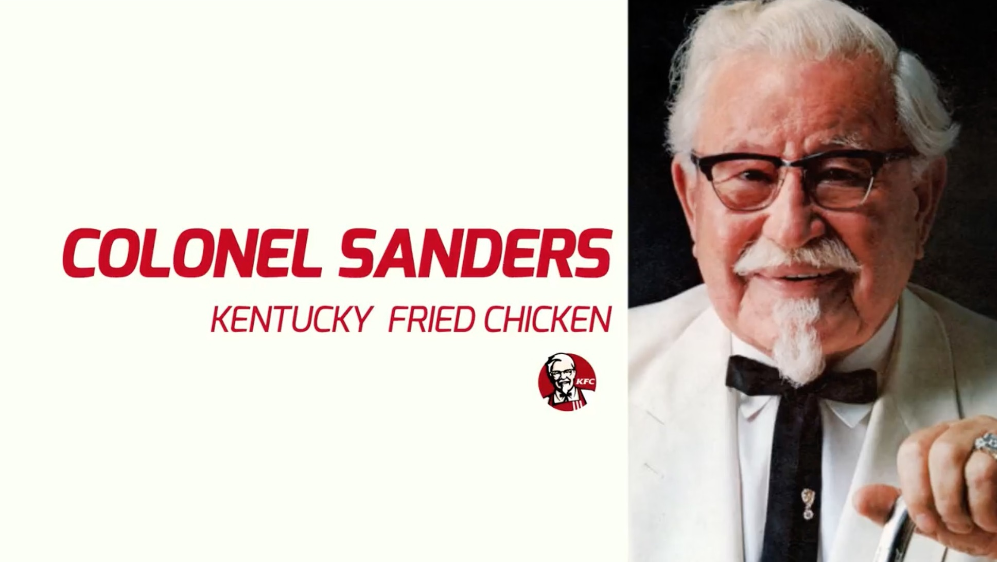 Life History Of Kfc Founder Colonel Sanders Comedymood