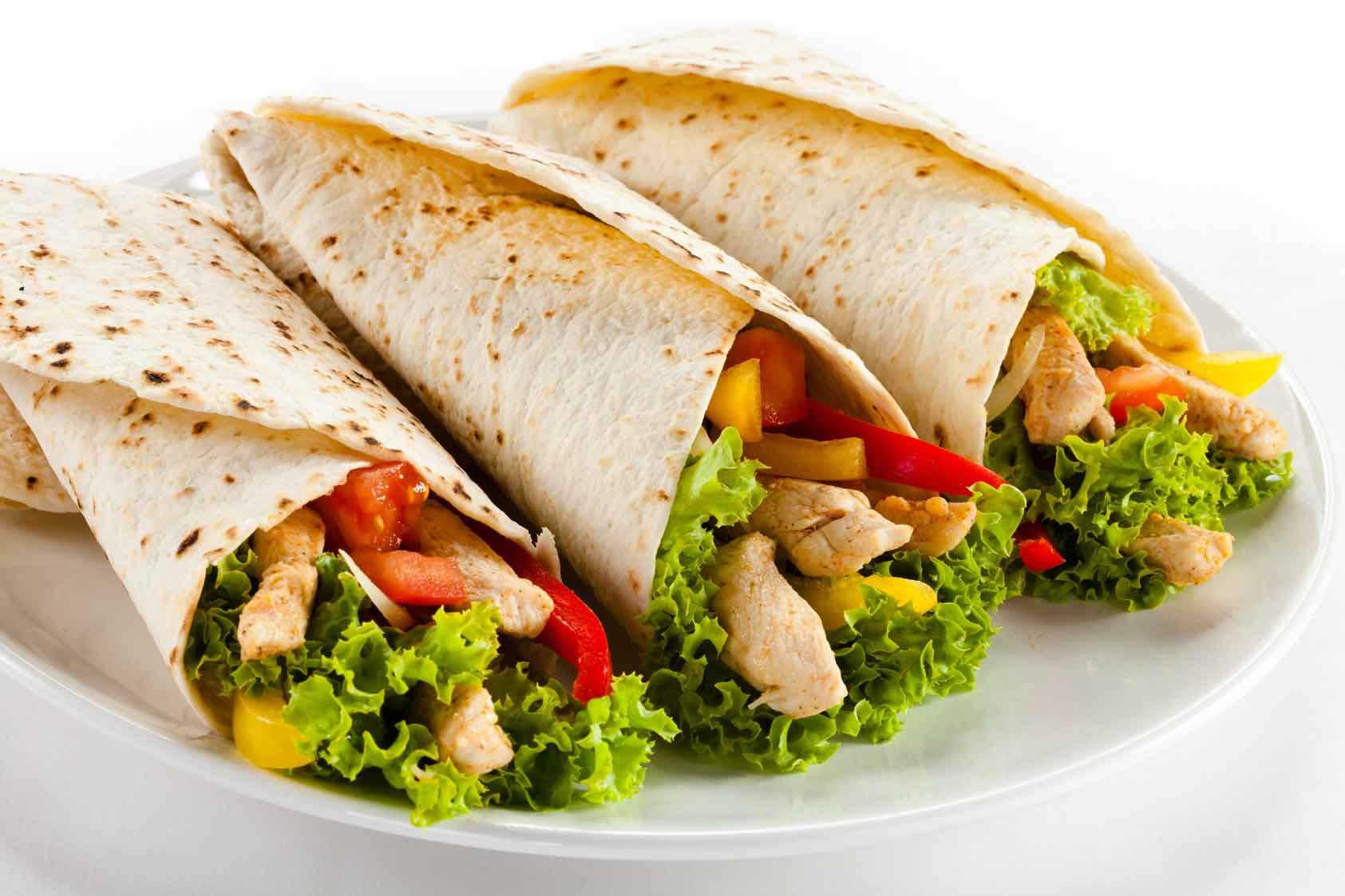 Shawarma Roll