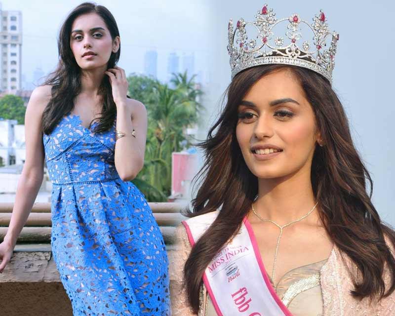 Manushi Chhillar - India