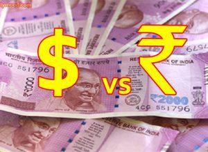 dollar-vs-rupee