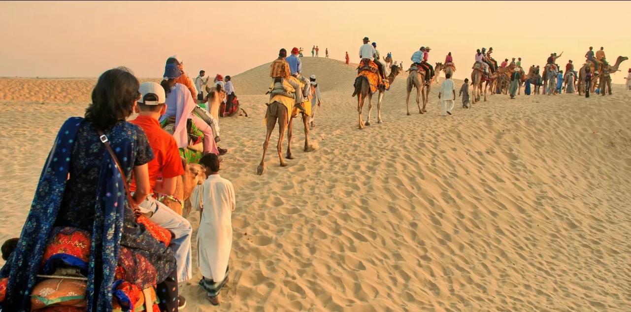 Adventure places in Jaisalmer