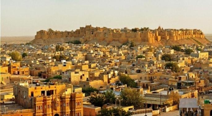 attraction in Jaisalmer